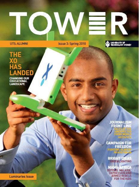 TOWER magazine