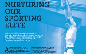 11 Sport - Nurturing our sporting elite - thumb