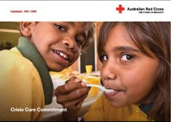 2 Red Cross annual report - Samples hmpg