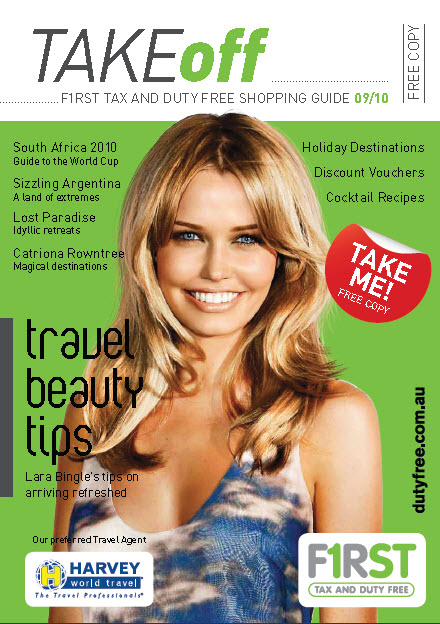 TakeOff travel magazine