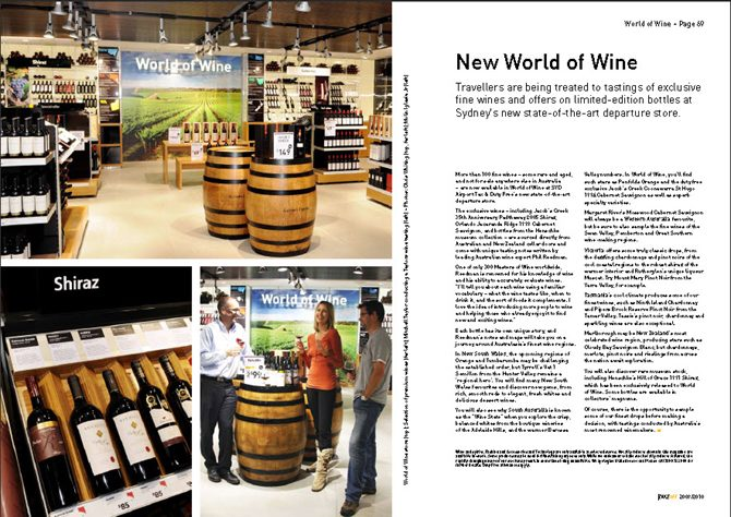 Advertorial - Wine