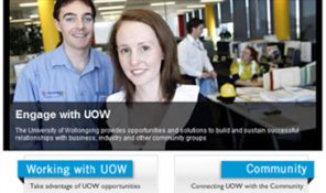 8 UOW Business & Community - thumb