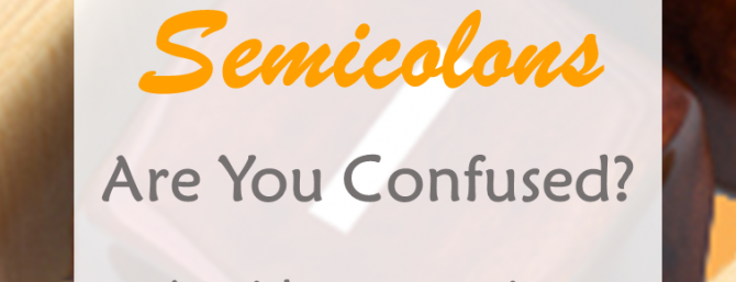 Confused between semicolons and colons? Avoid punctuation confusion and produce professional writing every time. #colons #blogging #writing